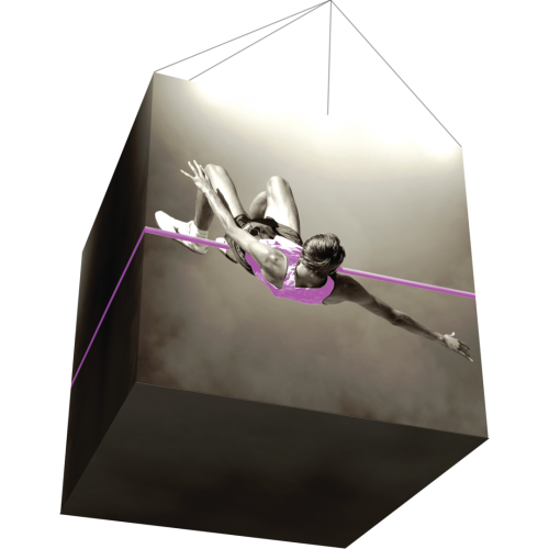 Cube Formulate Master 3D Hanging Structure