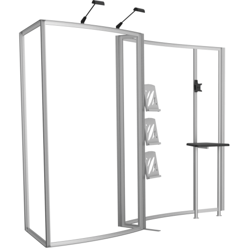 Hybrid Pro 10ft Modular Backwall Kit 02