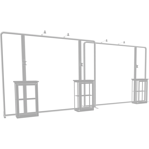 Hybrid Pro 20ft Modular Backwall Kit 14