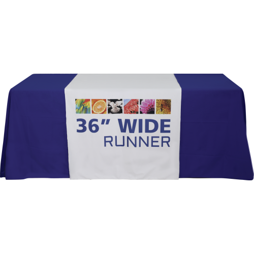 Premium Dye Sub Table Runner