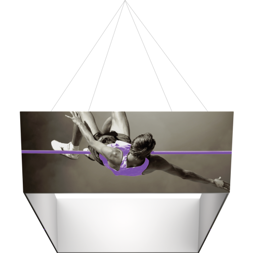 Tapered Square Formulate Master 3D Hanging Structure