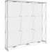 Embrace 7.5ft Full Height Backlit Push-Fit Tension Fabric Display