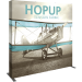 Hopup 7.5ft Straight Full Height Tension Fabric Display